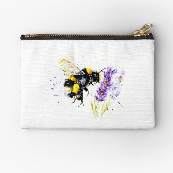 Busy Bee Zipper Pouch