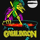 Gaming [ZX Spectrum] - Cauldron by ccorkin