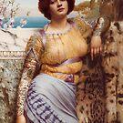 Classical Art Tattooed #1 - John William Godward by Elisecv