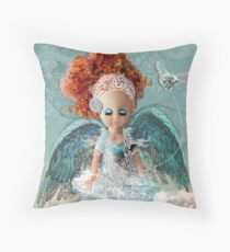 Voluptas Throw Pillow