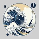 The Great Wave off Sound by Afif Quilimo