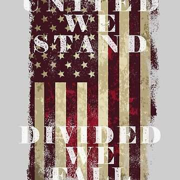 United We Stand | America by Slackr