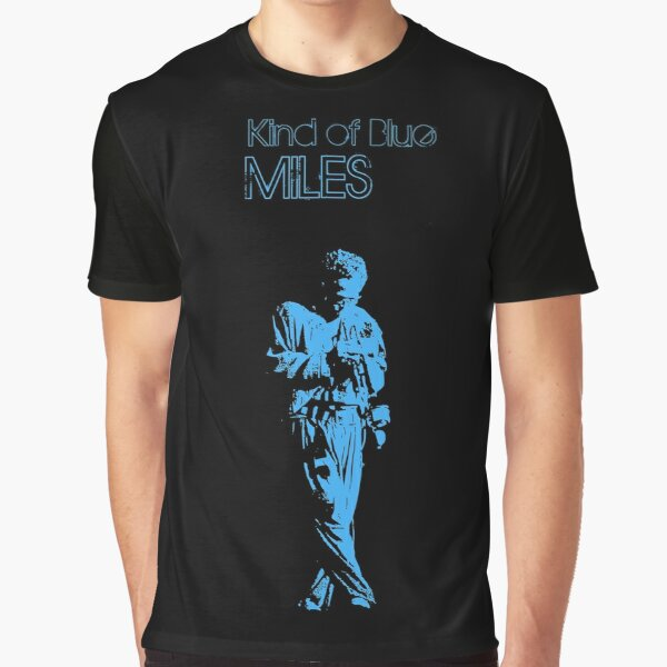 A Kind Of Blue Graphic T-Shirt
