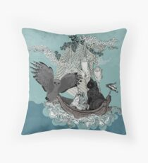 Ever After Throw Pillow