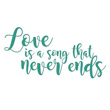 Love is a song...  by swagner96