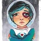 Spaced Out by Lisa Oakes
