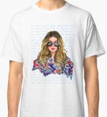 Alexis ew David Classic T-Shirt