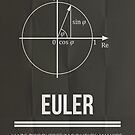EULER - Mathematicians Collection by Hydrogene