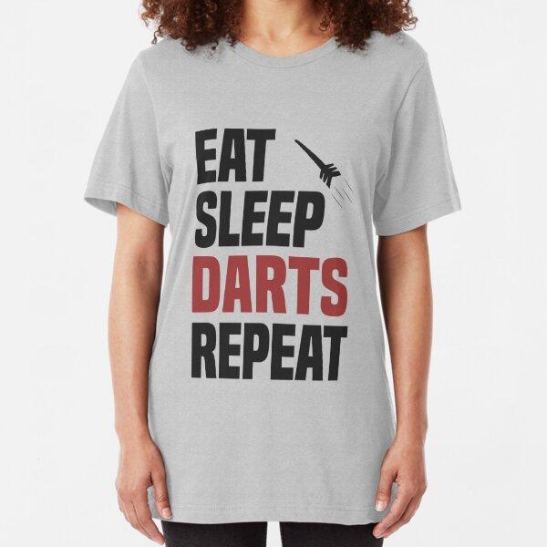 Darts Mens T-Shirt Funny Hobby Statement Gift Masters Humour Sport Pub Dart Game