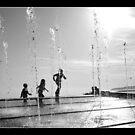 Happy children by MelaB
