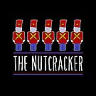 Nutcracker Soldiers Ballet Student for dark square by Dancethoughts
