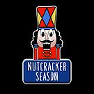 Funny Ballet Nutcracker Season square by Dancethoughts