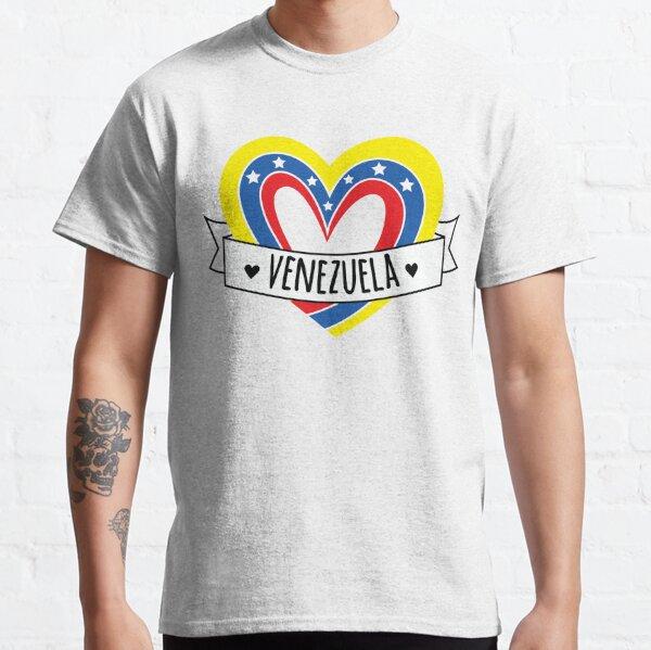 Venezuela Heart Classic T-Shirt