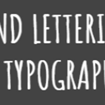 Hand lettering and typography title by jay-p