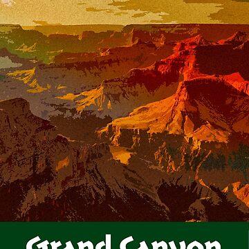 Grand Canyon National Park by chkmtn