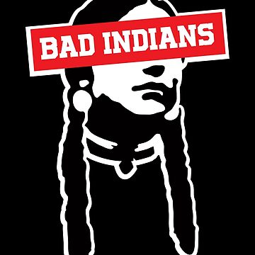 Bad Indians Logo by DOODL