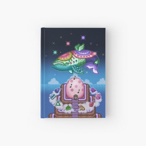 Wind Fish Hardcover Journal