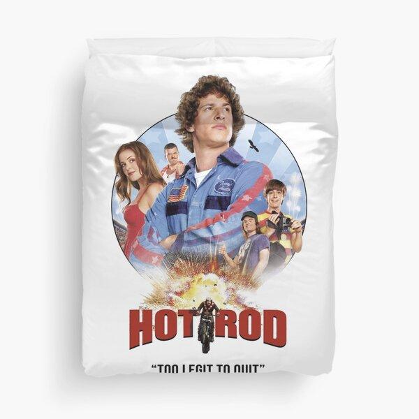 Hot Rod Movie Andy Samberg  Duvet Cover