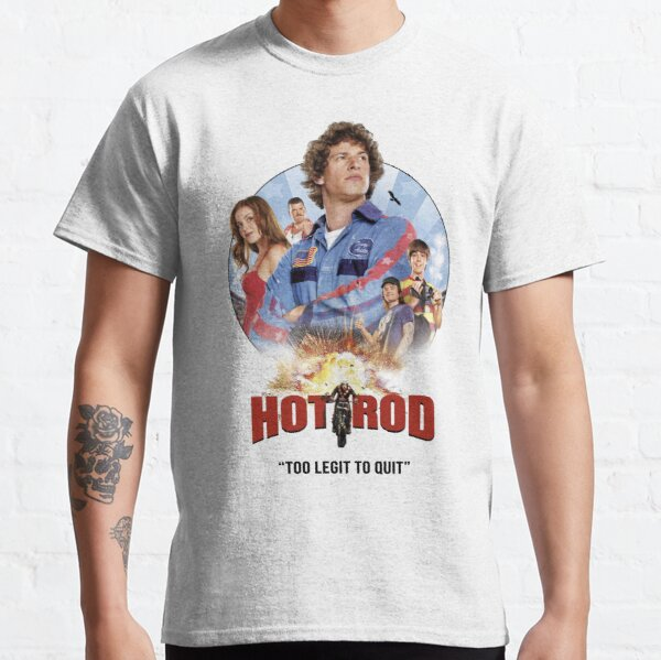 Hot Rod Film Andy Samberg Classic T-Shirt