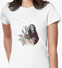 el mal querer Camiseta entallada para mujer