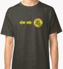 rolling attack - Blanka Classic T-Shirt