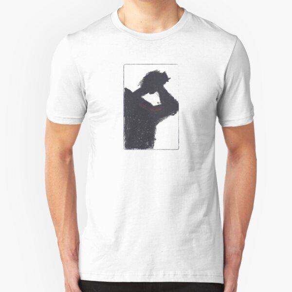 Le penseur Slim Fit T-Shirt