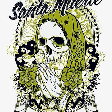 Santa Muerte by Fabiovieira