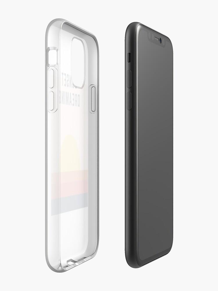 """""""Sonnenuntergang träumen"""" iPhone-Hülle & Cover von AndrewShop"""