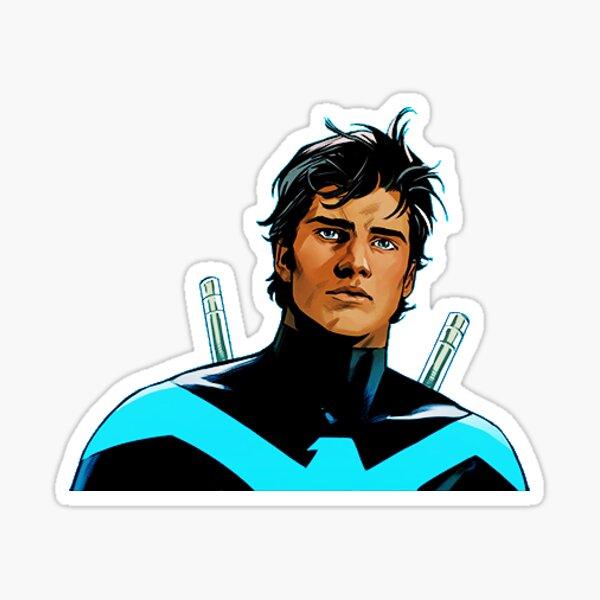 wingding boy  Sticker