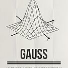 GAUSS - Mathematicians Collection by Hydrogene