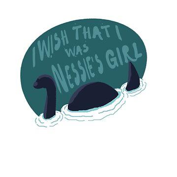 i wish that i was nessie's girl by shinysylvieon