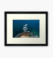 Bulli Pool Framed Print