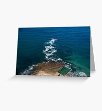 Bulli Pool Greeting Card