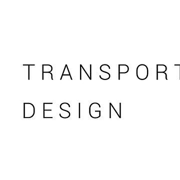 Transportation Design White by yankatank