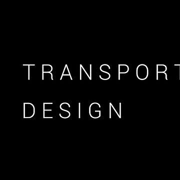 Transportation Design Black by yankatank