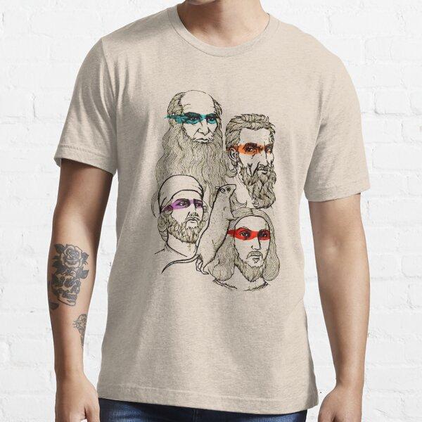 TMNT Parody Essential T-Shirt