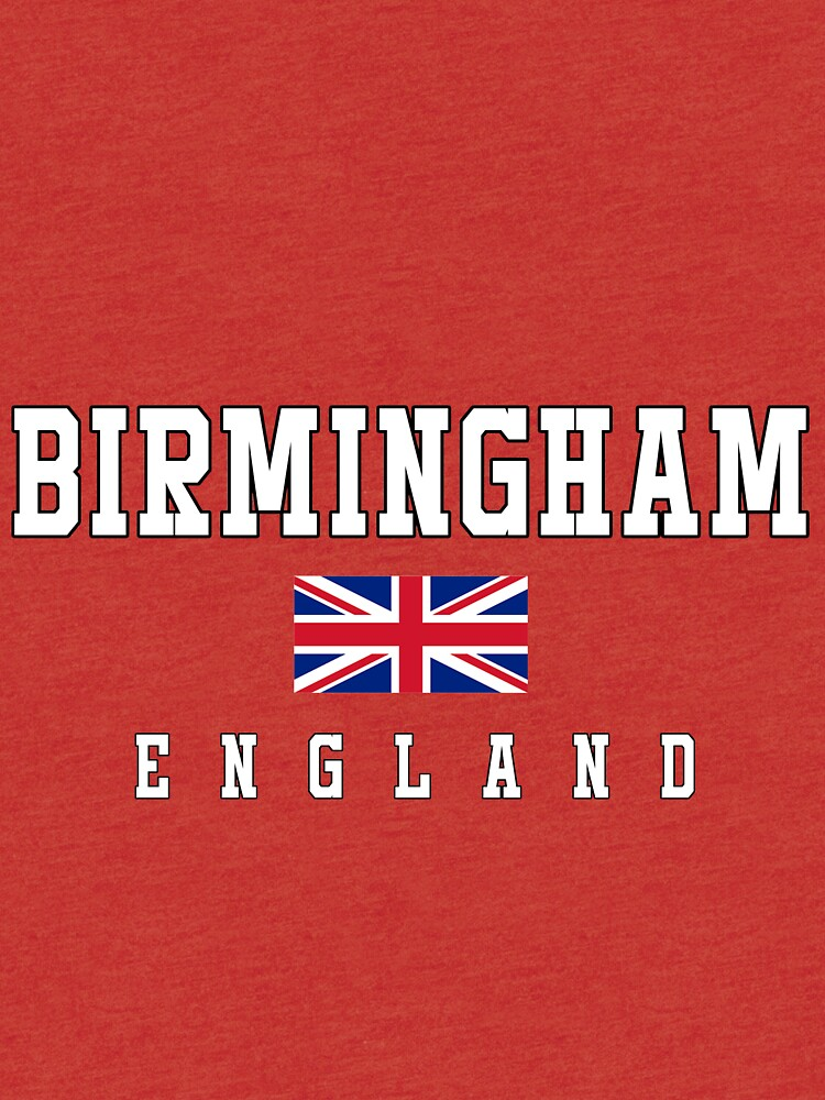 Birmingham - Union Jack by danbadgeruk