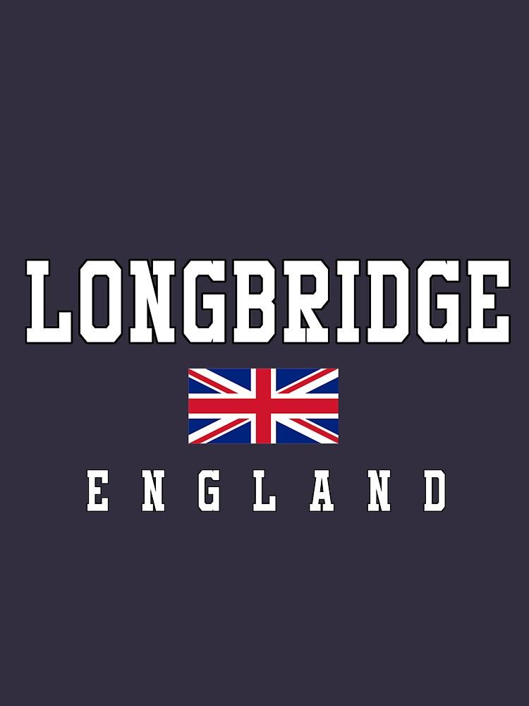 Longbridge - Union Jack by danbadgeruk
