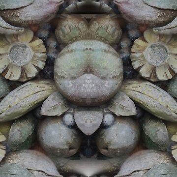 Apple Wood (pattern) by Yampimon