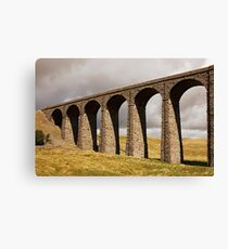 Ribble Viaduct - Yorkshire Dales Canvas Print