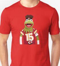 Kermit Mahomes Meme Unisex T-Shirt