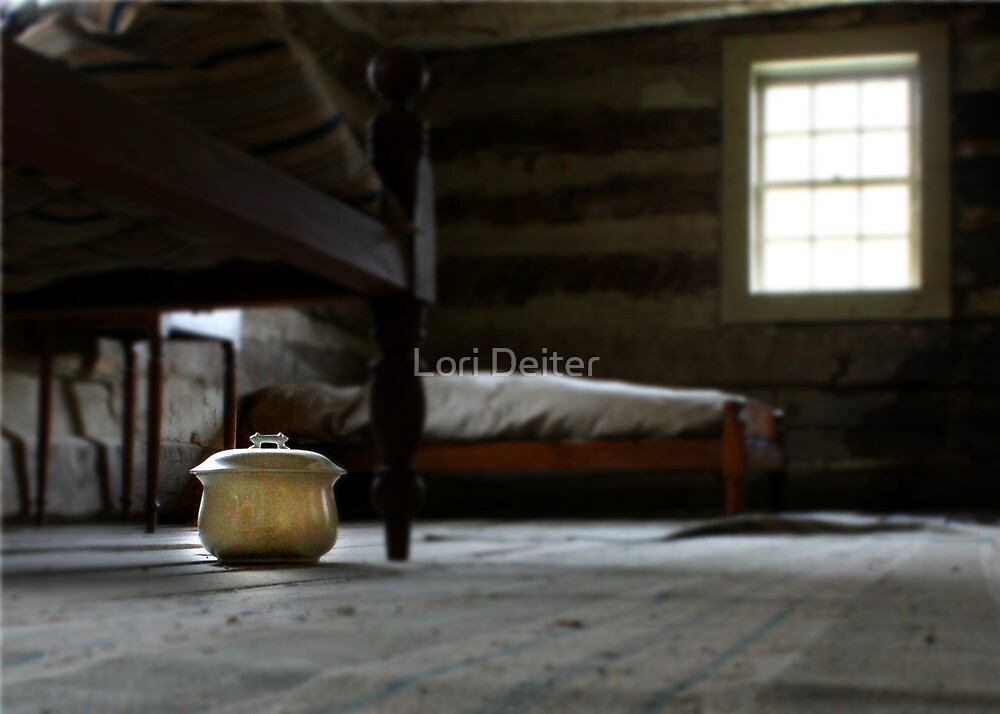 Quot The Chamber Pot Quot By Lori Deiter Redbubble
