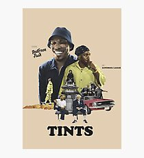 Tints Anderson Paak and Kendrick Photographic Print