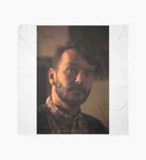 A Portrait of the Artist as a Young Man . © Dr.Andrzej Goszcz. 04.10.2018. Scarf