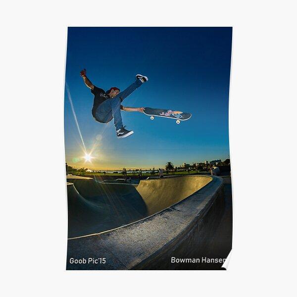 Bowman Hansen Airside Airwalk Poster