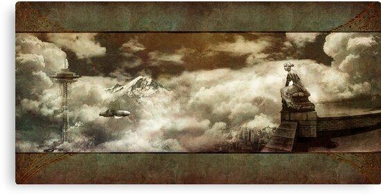 Steamattle by Aimee Stewart