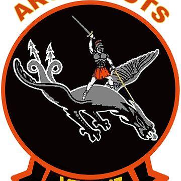 VFA-147 Argonauts by Quatrosales