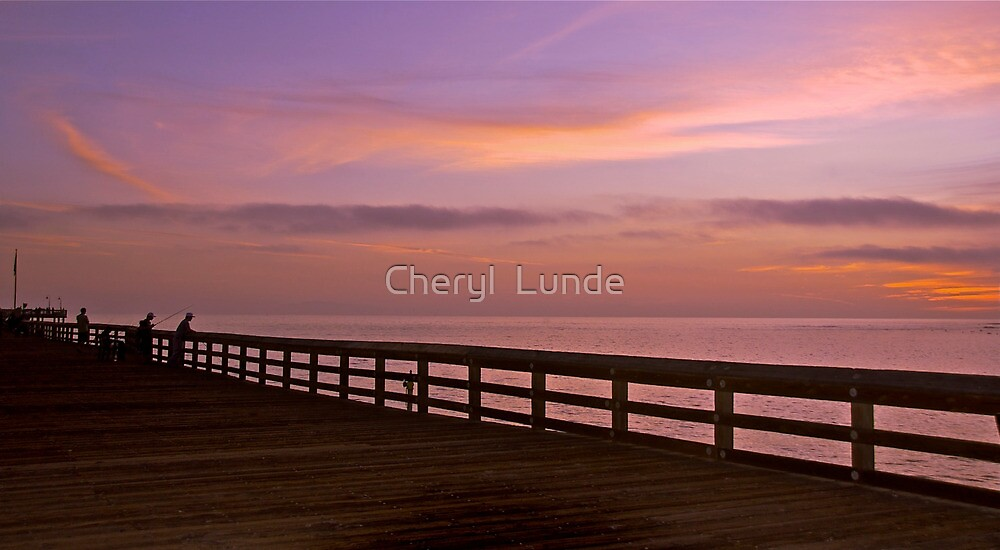 End of the Day by Cheryl  Lunde