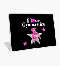 SCHAUKELN PINK STAR GYMNAST Laptop Folie