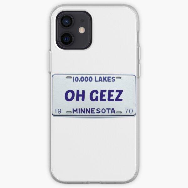 Minnesota: Oh Geez iPhone Soft Case